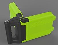 Suitcase Light - 3D Renderings