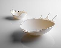 Fluid Porcelain