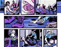 Comic Excerpts