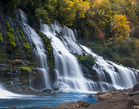 Twin Falls - Rock Island State Park