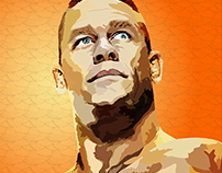 WWE wrestlemania starts illustrations