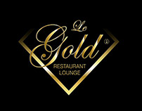 Gold bar logo - Lyon
