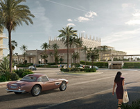 Palm Beach Casino By Caprini&Pellerin Architects