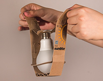 Light Bulb Packaging: sunlite