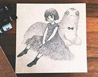 doodle & study
