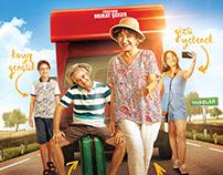 Görevimiz Tatil / Film Afişi