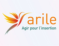 Conception de logo - ARILE