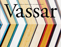 Vassar Quarterly: Cover Design Photo-Illustration