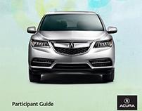 Acura 2014 Participant Guide
