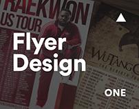 Flyer Design ONE