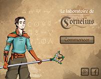 Le laboratoire de Cornélius