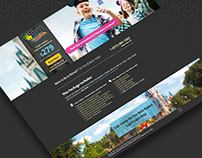 Trips Incentives Landing Page