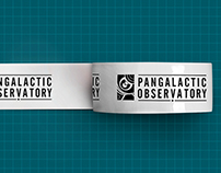 Pangalactic Observatory: Identity Design