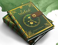 Wicked - Proposta de Projeto Gráfico
