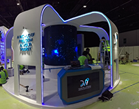 E-Wallet Exhibition Stand