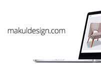 Makul Design / Website