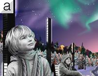 Lightitude - Lighting urban areas - Philips contest
