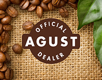 AGUST Coffee - Social Media Campaign