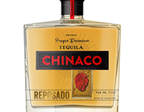 Chinaco Tequila Packaging