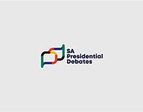 SA Presidential Debates, Branding