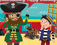 Pirate greetings