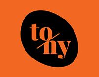 Tony Hanyk Brand Logo