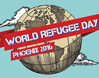 World Refugee Day Phoenix 2016