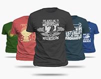 T-Shirt Design Compilation 01