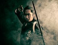 samurai photography