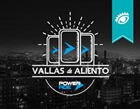 Powerade / Vallas de Aliento / Nuevos Talentos 2015