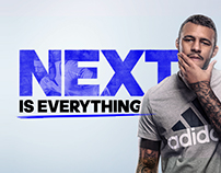 Adidas Rugby - Next is Everything -