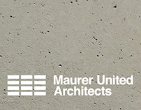 Maurer United Architects / Identity