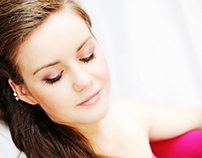 Cosmetic Company Branding Image