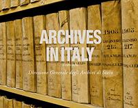 DGA - Direzione Generale Archivi di Stato
