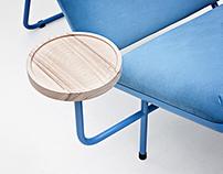 SOAP collection / chaise longue