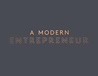 A Modern Entrepreneur