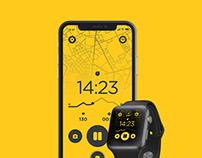 Running App - MiRUN