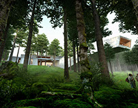 Visitors Center Schwarzwald