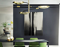NEW DESIGN | HENDRIX SUSPENSION LAMP | DelightFULL