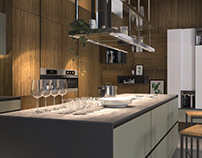 FREEDOM kitchen by INSTYLE