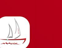 Web Design for AsMarine a boating company
