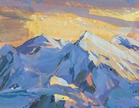 Mystic peaks
