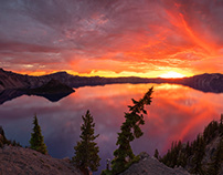 Crater Lake NP Summer