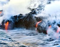 Kamokuna Lava Flow 2016