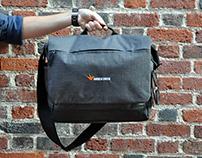 Heritage Supply Tanner Messenger Bag