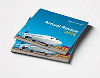 Newcastle Airport annual report