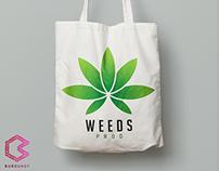 Branding // Weeds Prod //