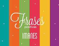 Positive phrases - Typography game