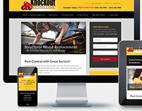 Knockout Pest Control Website