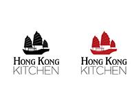 Hong Kong Kitchen's new logo design
